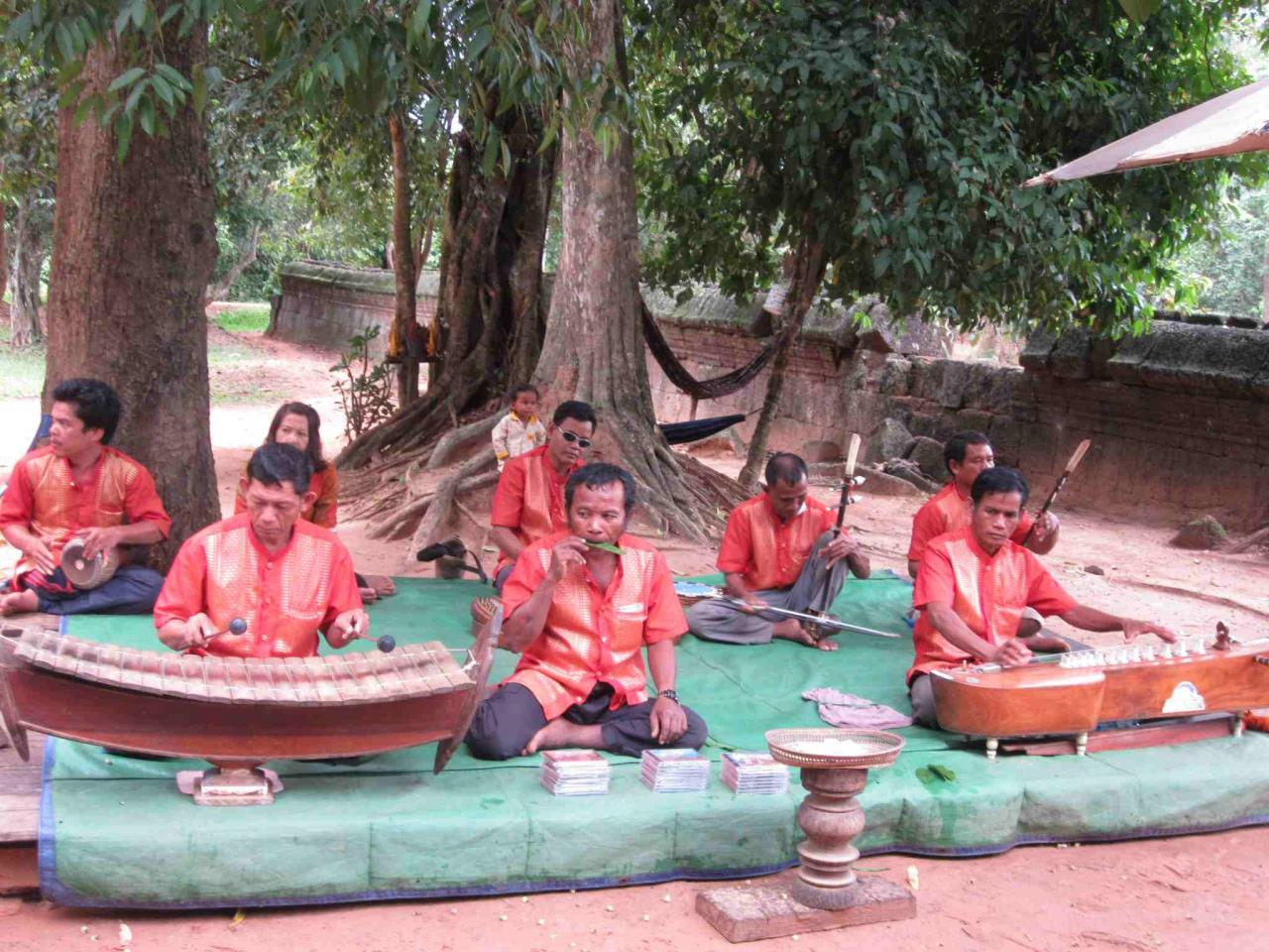 Orchestre Angkor Vat
