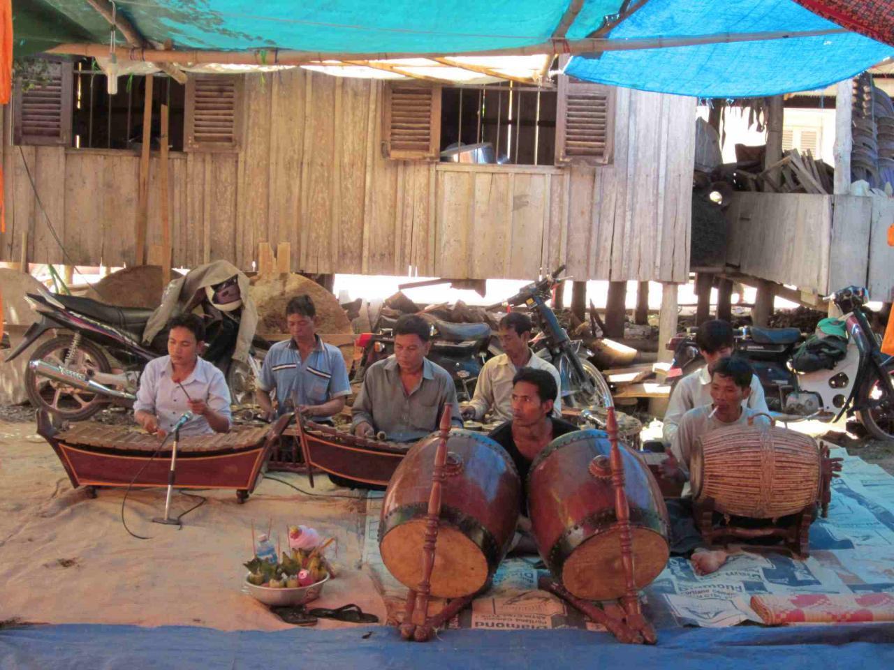 Orchestre de village
