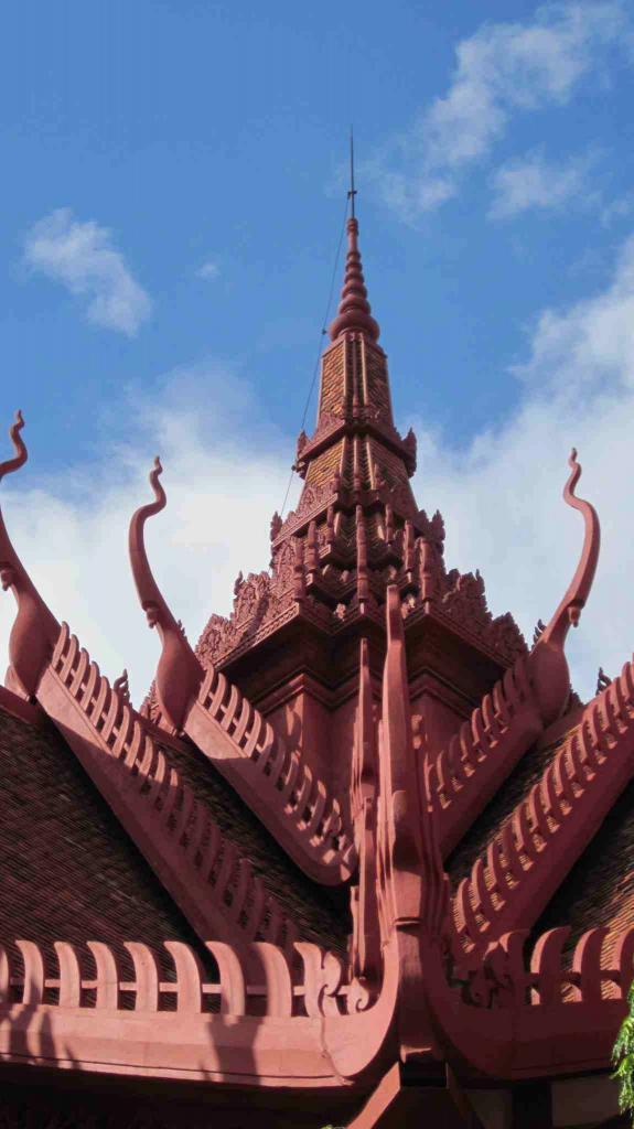 Musée Phnom Penh